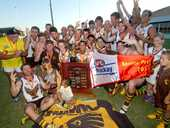 Mackay City Hawks get their title defense underway this weekend.