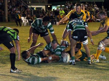 Clermont Bears grand final win