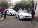 Tony Abbott arrives at Government House