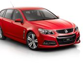 Our recent stint in a Holden VF Commodore Sportwagon had a hint of nostalgia.