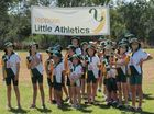 YEPPOON Little Athlectics Club fielded a strong team of 25 athletes to compete in the Central North Regional Championships held in Gin Gin