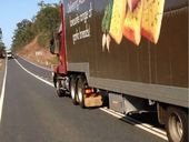 GLADSTONE truck drivers have defended their reputation after a video of a truck driving dangerously on the Bruce Hwy emerged online.