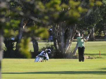 170 players teed-off at the Yamba Pro-Am at Yamba Golf Course on Saturday, September 21. Photos: JoJo Newby / The Daily Examiner