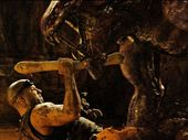 RIDDICK returns to the monsters-in-the-dark drama which made Vin Diesel a star in Pitch Black.