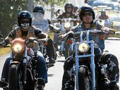 OUTLAW motorcycle gangs are moving to make Gladstone a base in a bid to expand their drug empires, attracted by big industry dollars and high disposable income.