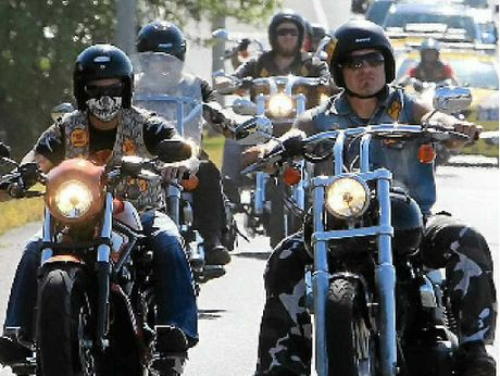 Four bikie gangs have set up shop in Gladstone, allegedly peddling drugs to high income workers.