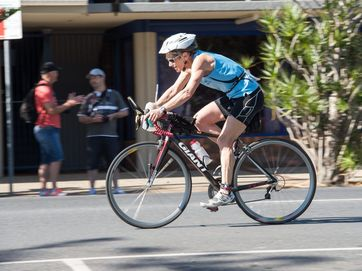 Woolgoolga community triathlon at Woolgoolga Beach.gallery 1