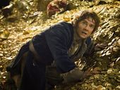 BILBO's back and with a bit of a mean streak in The Hobbit: The Desolation of Smaug.