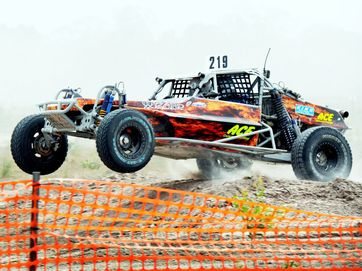 Fraser Coast Offroad hosted the latest round of the Queensland Off Road Drivers and Short Course Series at Tandora, near Susan River, at the weekend.