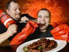 A DOZEN chicken wings laced in the world's hottest chilli in 10 minutes – do you have the guts to take on the Extremely Insane Hot Wings Challenge?
