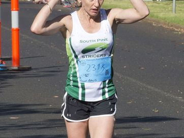 Toowoomba Road Runners Toowoomba Marathon, including Three-quarter Marathon, Half Marathon and 10km events at USQ.