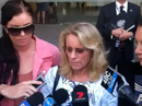Damian Leeding's family and supporters react to sentencing