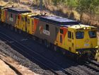 "JOB LOSSES: Redbank railway workers were left ""devastated"" after Aurizon broke the news of another round of redundancies yesterday."