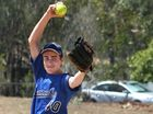 RISING softballer Jacob O'Brien has been told by older teammates he's going tremendously well for his age.