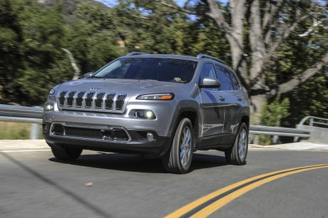 The new Jeep Cherokee is due to arrive here next year.