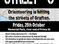 Let us introduce Grafton's newest outdoor sport, Street Orienteering in town from this October to March, which are running events timed over 45 minutes.