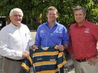 ROB Johnston is ready to take his 35-year involvement in Darling Downs rugby to a new level after being named head coach for 2014.