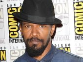 JAMIE Foxx - who is good friends with Katie Holmes - insists he is not seeing the star, following claims they have been enjoying secret dates.