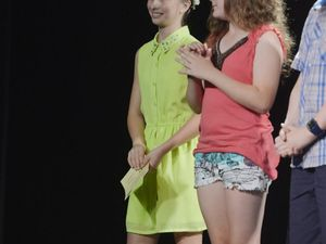 2013 Gladstone Eisteddfod: 11 year-olds perform Aussie poems