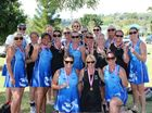 COFFS Coast netball players are on a high after winning silver and bronze medals at the Masters Games in Lismore.