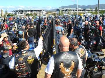 2013 State Hog Rally held in Coffs Harbour. Part 1
