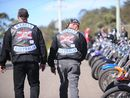 "OUTLAW motorcycle gang members are leaving the state to escape the Queensland Government's ""discriminatory"" anti-bikie legislation."