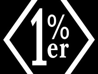 "The ""1%er"" symbol of bikie rebellion has been outlawed in licensed premises across Queensland."