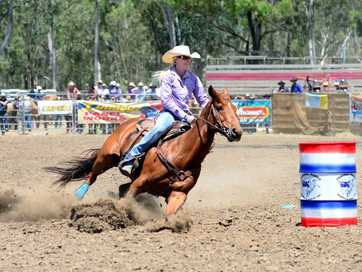 All the action of the last day of the CRCA Rodeo finals at Fitzroy Pony Club.
