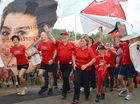 People of all ages across Queensland stepped out to take part in the Walk for Daniel.