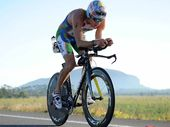 PETE Jacobs huffed and puffed before getting blown away at the Ironman World Championship in Hawaii this month.
