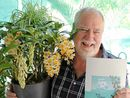 BUDERIM man Bill Lavarack is only too happy he will get to share the story of his lifelong obsession – orchids.