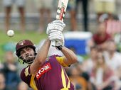 BIG-hitting Queensland Bulls all-rounder Ben Cutting and his teammates didn't party hard after beating New South Wales in the Ryobi Cup final at North Sydney Oval on Sunday.