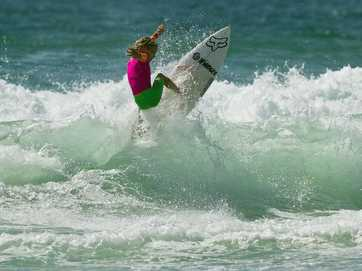 The best of the Coast's groms battle it out at Coolum