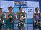 All the action from the 2013 Noosa Triathlon.