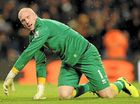 IF NORWICH goalkeeper John Ruddy was hoping to capitalise o Joe Hart being dropped, picking the ball out of his net seven times was not the way to do it.