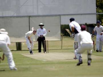 Top of the ladder clash between Caboolture and Maroochydore in Sunshine Coast Cricket.