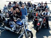 CRIMINAL bikie gangs might be taking a pounding from the State Government, but law-abiding bike enthusiasts in Ipswich are hitting the roads in record numbers.