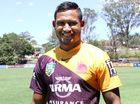 PRIZED recruit Ben Barba has played down his frustrating try drought, claiming Brisbane signed him to contribute to the team, not the scoreboard