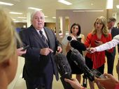 THE Queensland MP Clive Palmer – has defended his interests in a nickel refinery near Townsville.