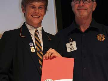 Coolum High Awards night