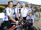 YEAR 12 students at St Edmund's College are to take part in a proud school tradition which will see them ride their bikes from the school to Surfers Paradise.
