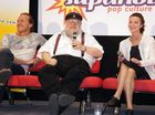 Game of Thrones author, stars at Supanova
