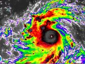 Vietnam braces itself as the Philippines counts the cost of the typhoon.