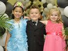 IPSWICH East State School children had the time of their lives at a mini ball on Friday to celebrate the Prep students' graduation.