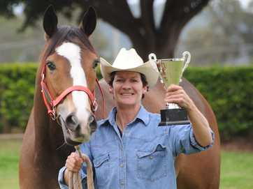 The Gympie region has lost its most enduring and talented sportsperson after much loved jockey Desiree Gill died from injuries received in a race accident.