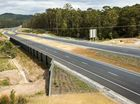 To the naked eye the Pacific Hwy's Woolgoolga bypass section looks completed and ready to roll but according to the RMS this is not the case.
