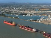 QUEENSLAND has a surplus of ports that will put the state's resource industries at a competitive disadvantage in the future, a think tank report has found.