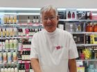 PHARMACIST Jim Lyons retires after working in the industry for the past 50 years