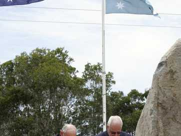Remembrance Day at Coolum Peregian RSL