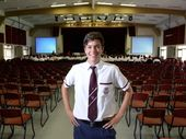 BEING named the dux of IGS in Year 8 was not nearly enough of an achievement for 2013 graduate Lucas Sippel, so he went and did it in years 9, 10, 11 and 12 too.